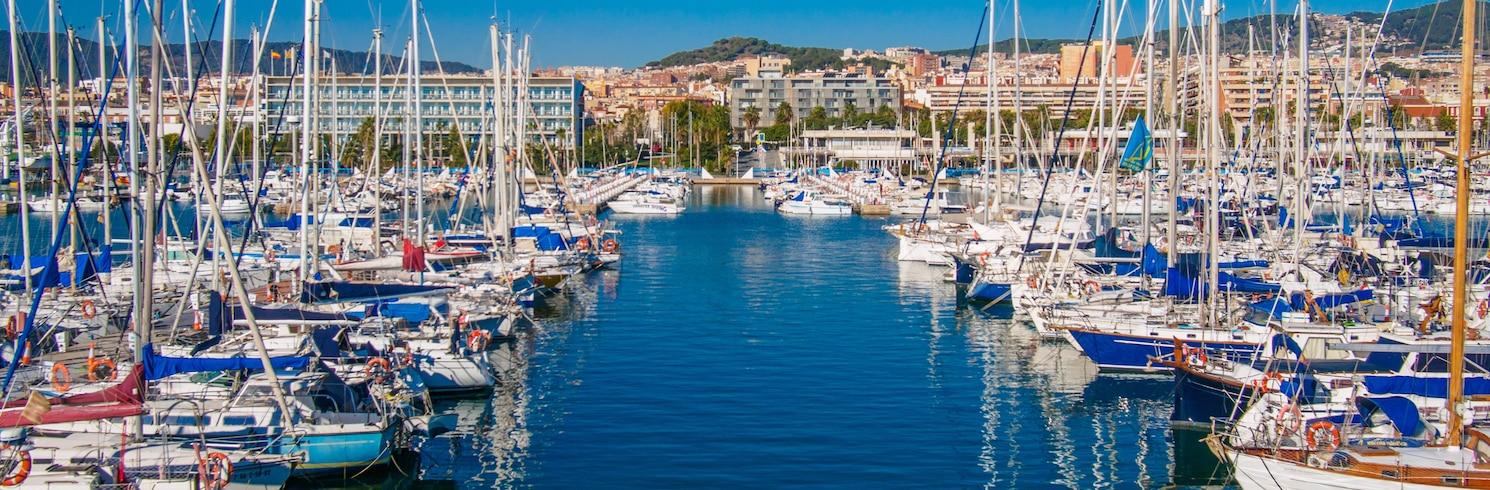 Okres Maresme, Španělsko
