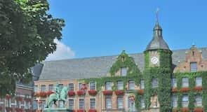 Düsseldorf Old Town