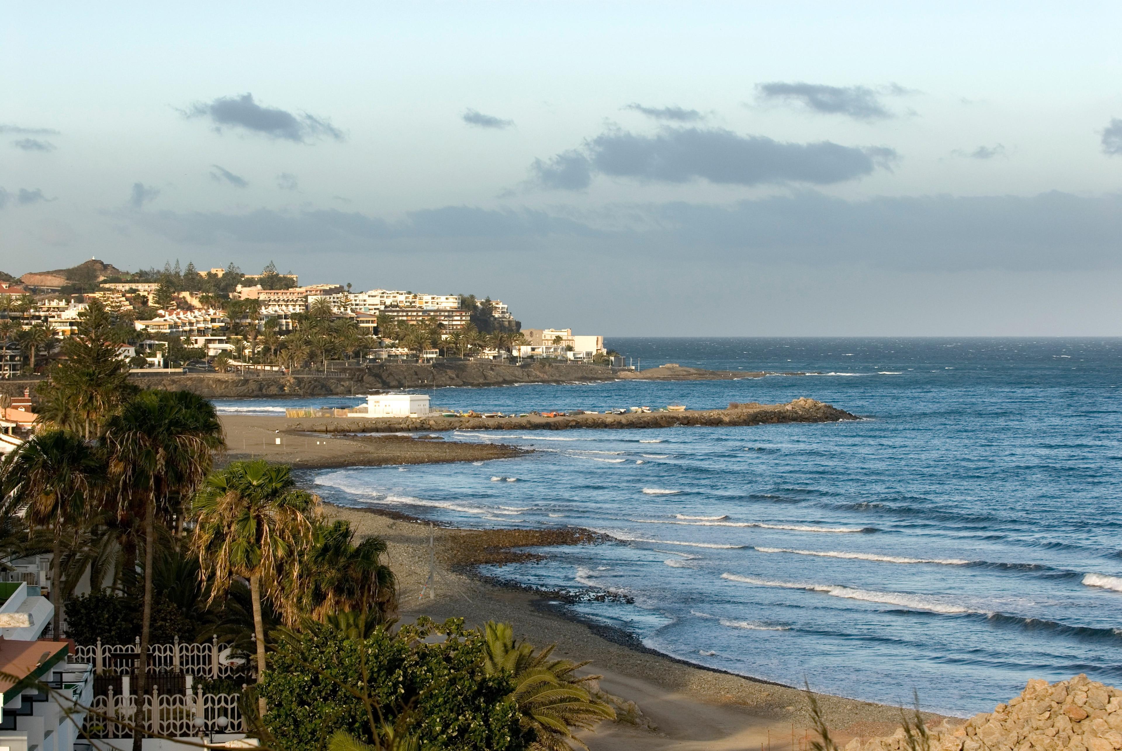 San Agustin, San Bartolomé de Tirajana, Kanarische Inseln, Spanien