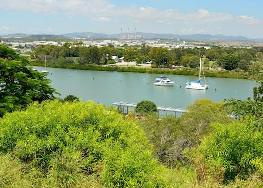 Gladstone, Queensland, Australien