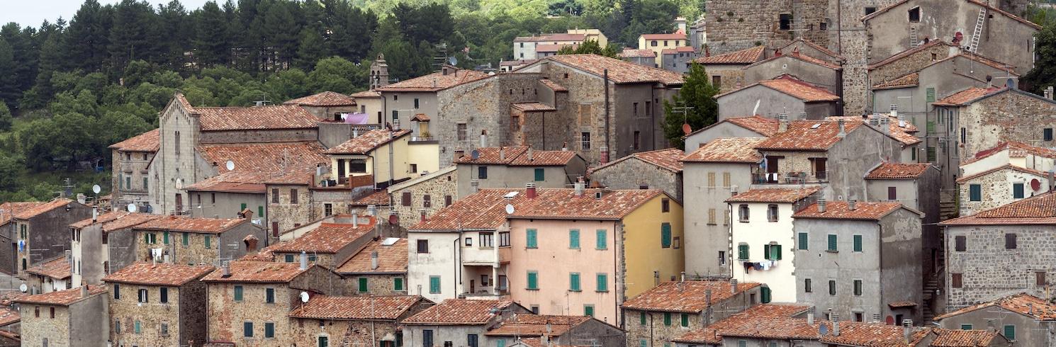 Arcidosso, Italië