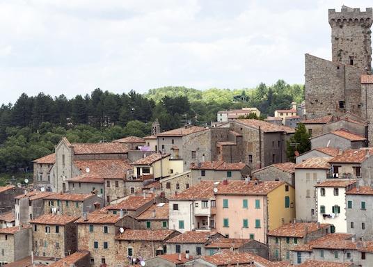 Arcidosso, Italien