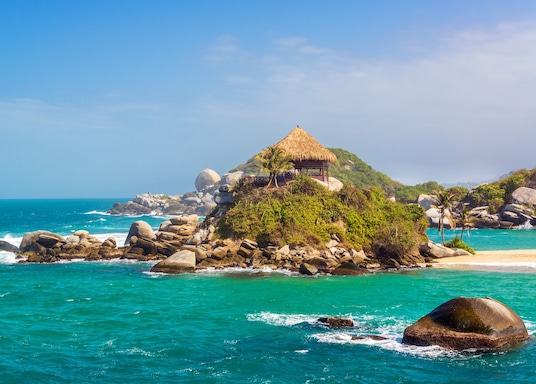 Costa Caribe, Kolumbia