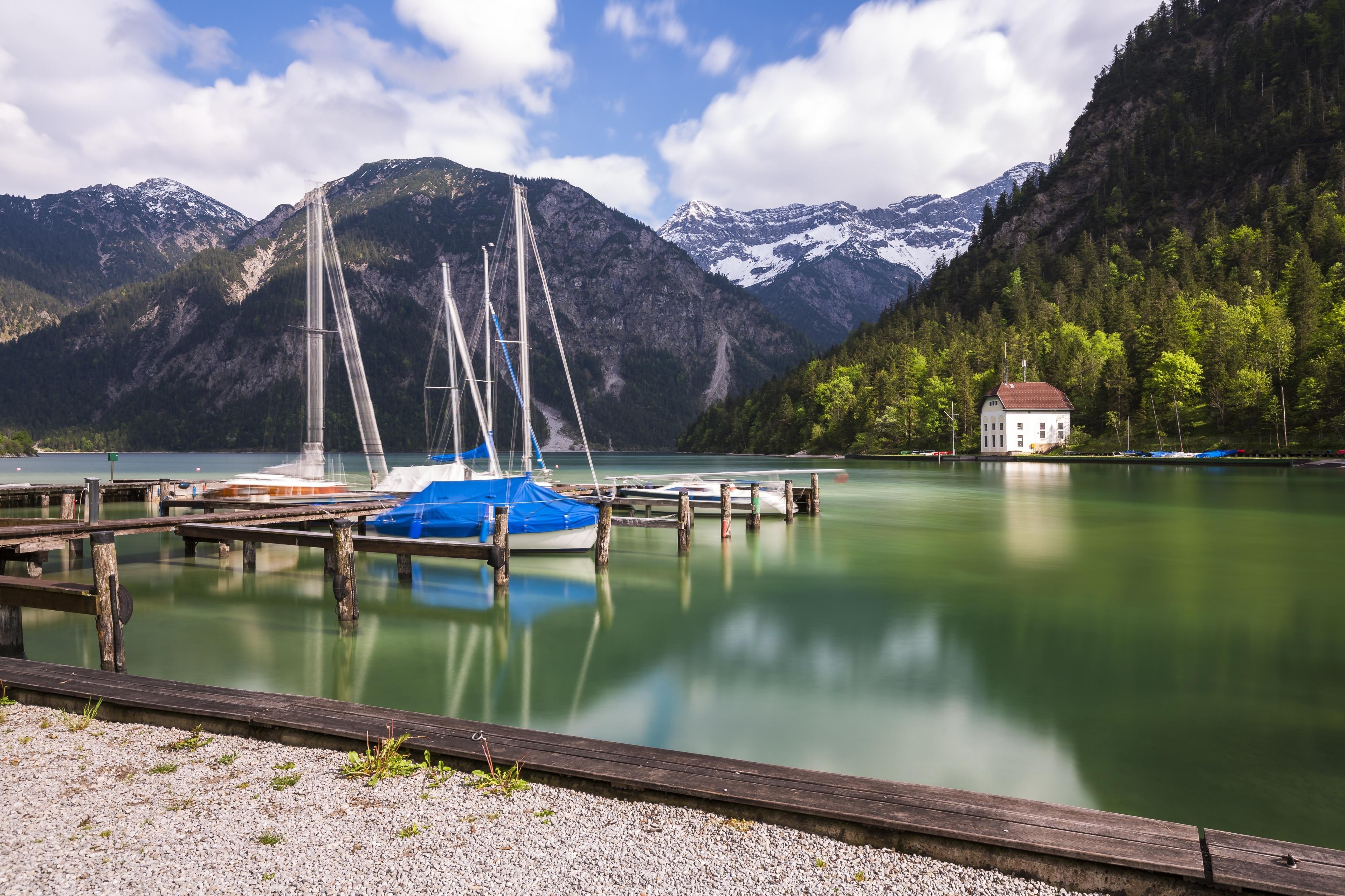 Plansee, Tirol, Österreich