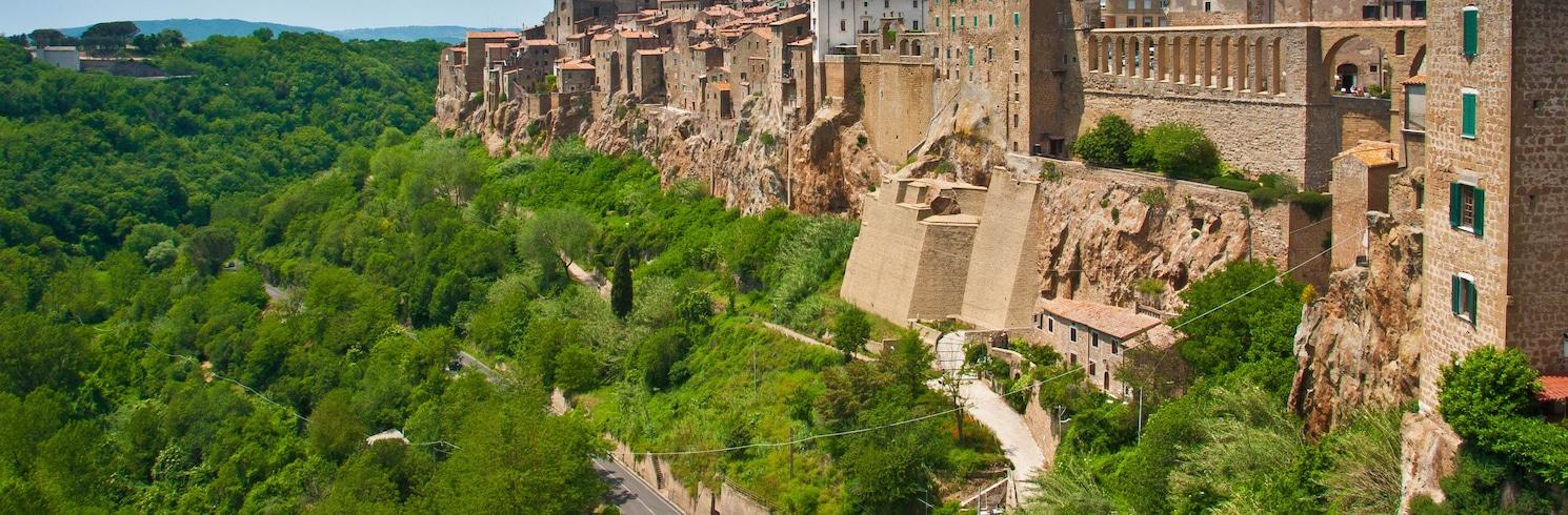 Pitigliano, Italy