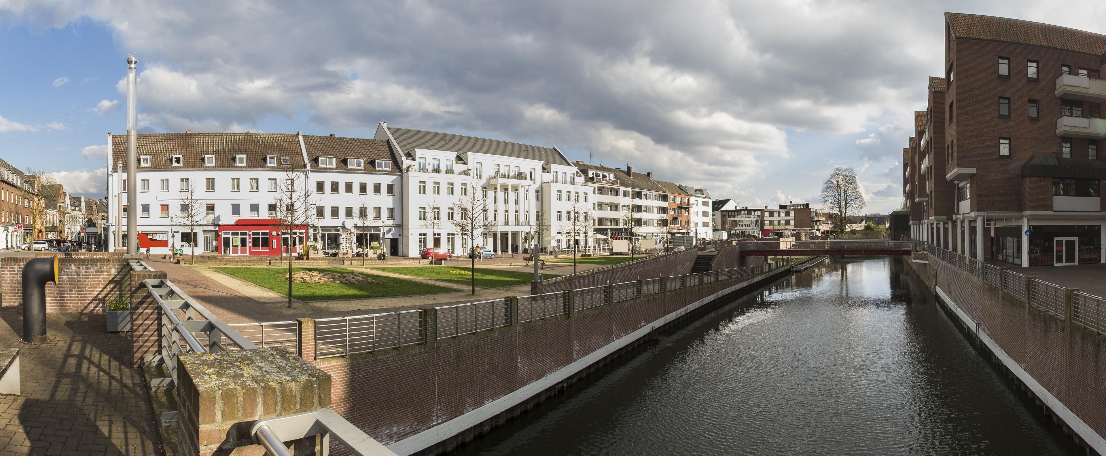 Landkreis Kleve, Nordrhein-Westfalen, Deutschland
