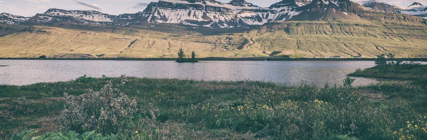 Fjarðabyggð, Islanti