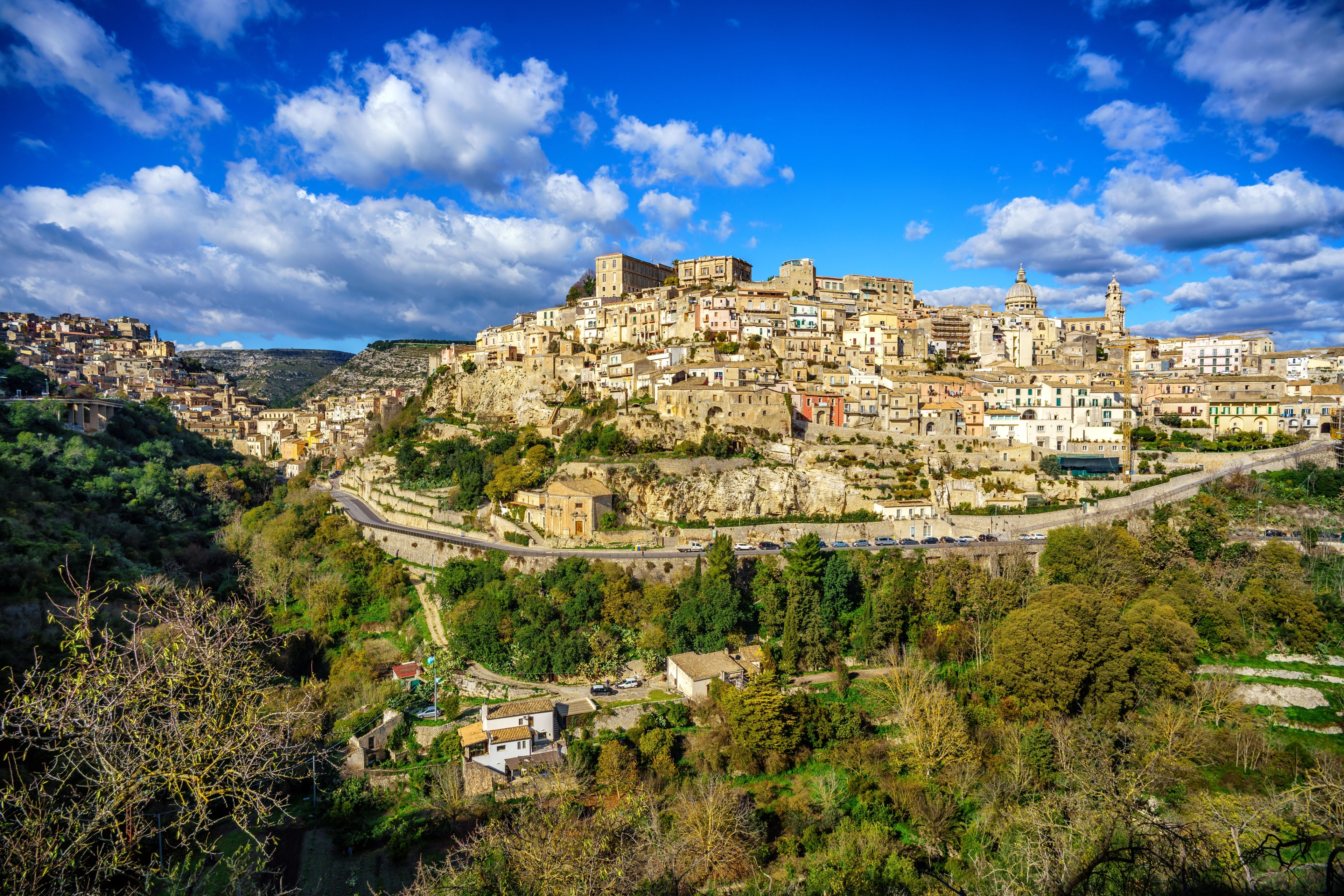 Province of Ragusa, Sicily, Italy