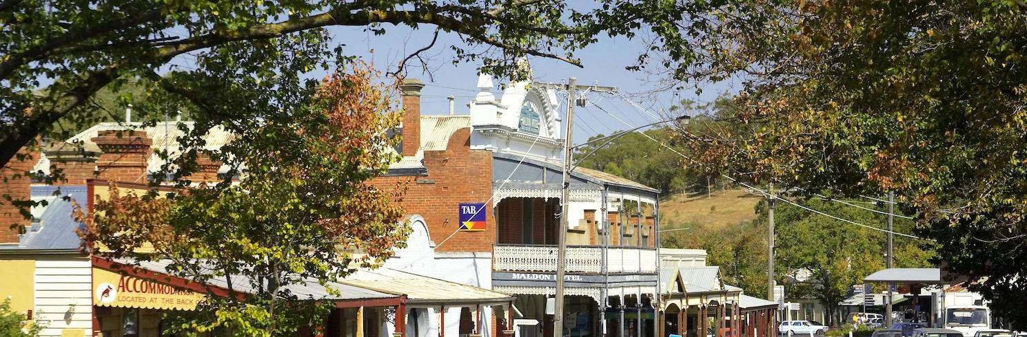 Maldon, Victoria, Australien