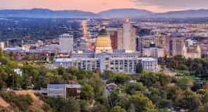 Salt Lake City Centrum