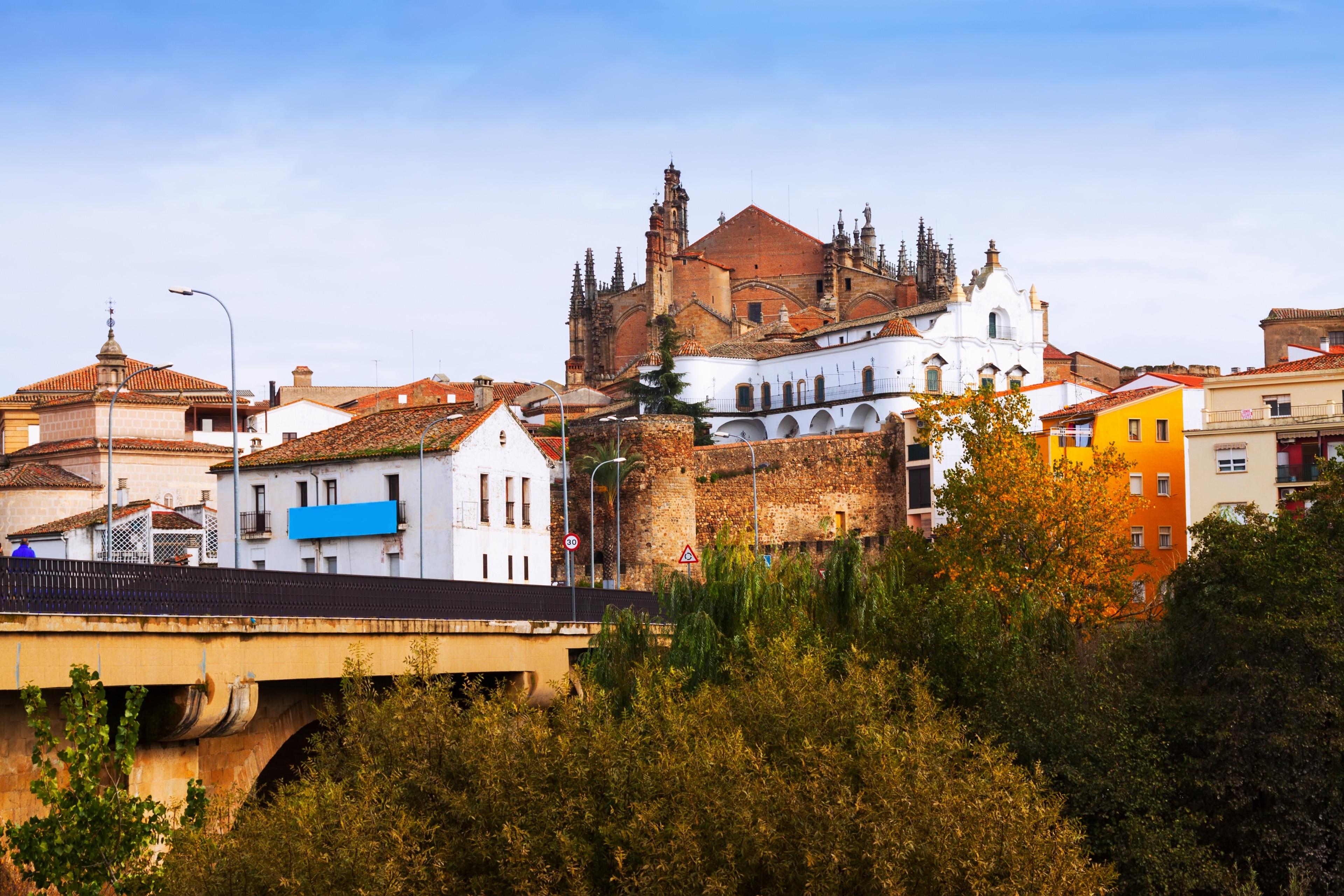 Plasencia, Extremadura, Spanien