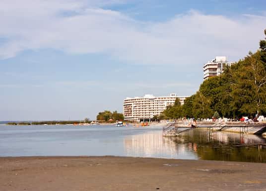 Lago Balaton, Hungria
