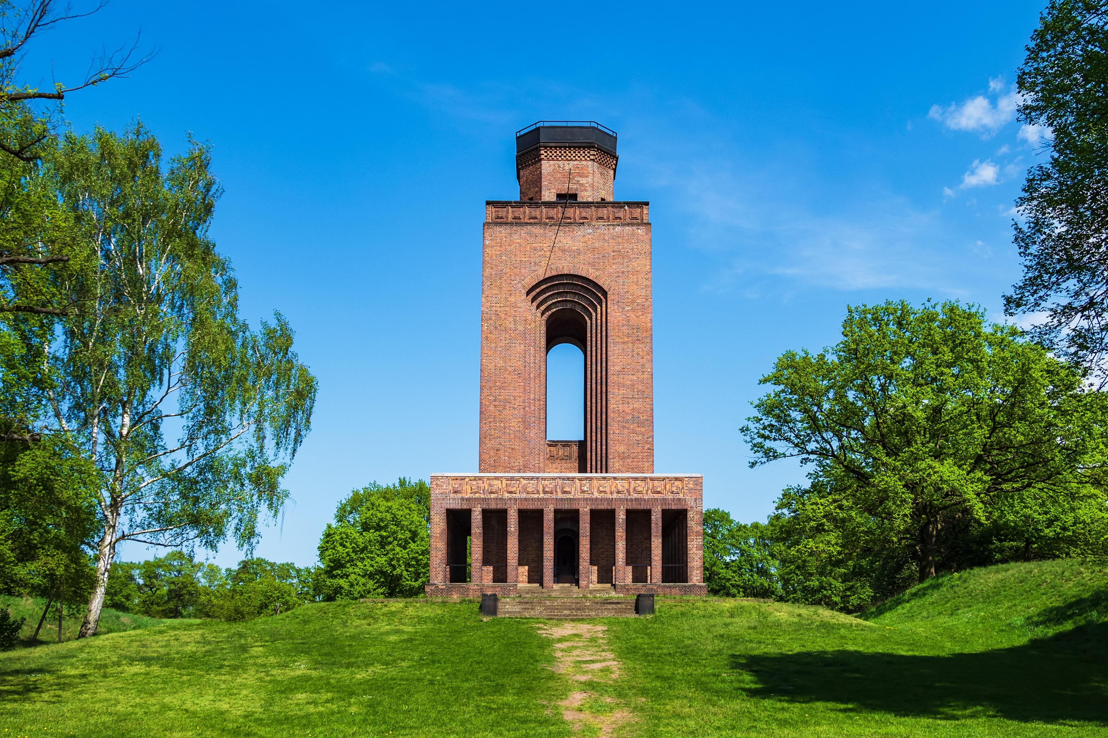 Burg (Spreewald), Brandenburg Region, Deutschland