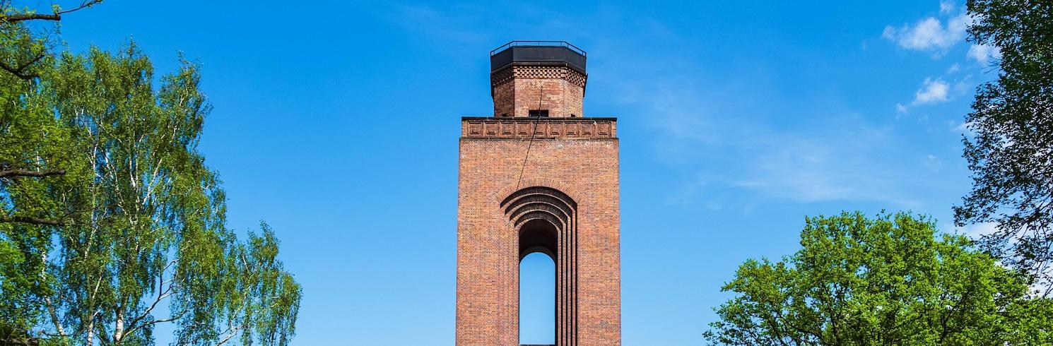 เบิร์ก (สปรีวัลด์), เยอรมนี
