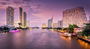 Bangkokin jokiranta