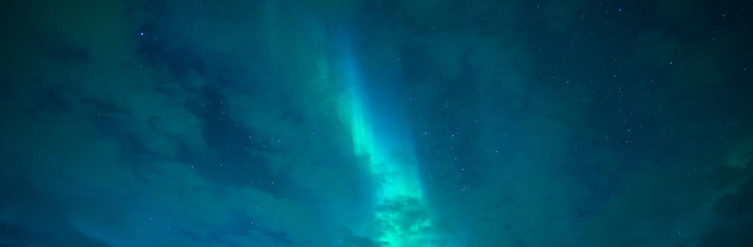 Исафьордур, Исландия