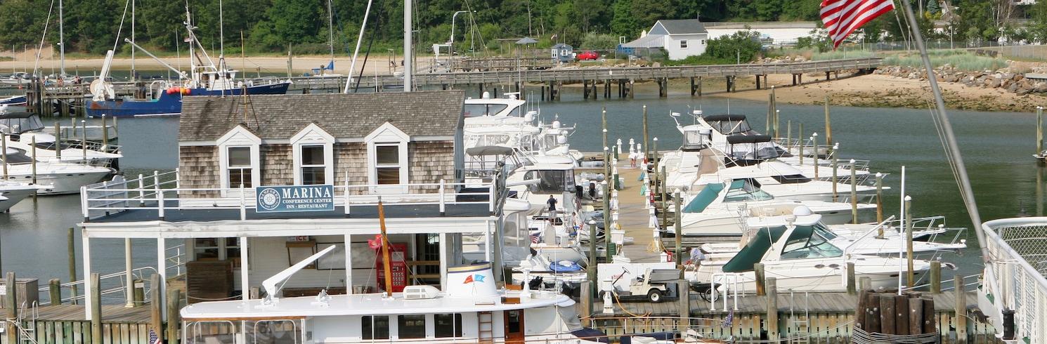 Port Jefferson, New York, États-Unis d'Amérique