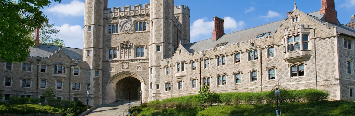 Princeton (et environs), New Jersey, États-Unis d'Amérique