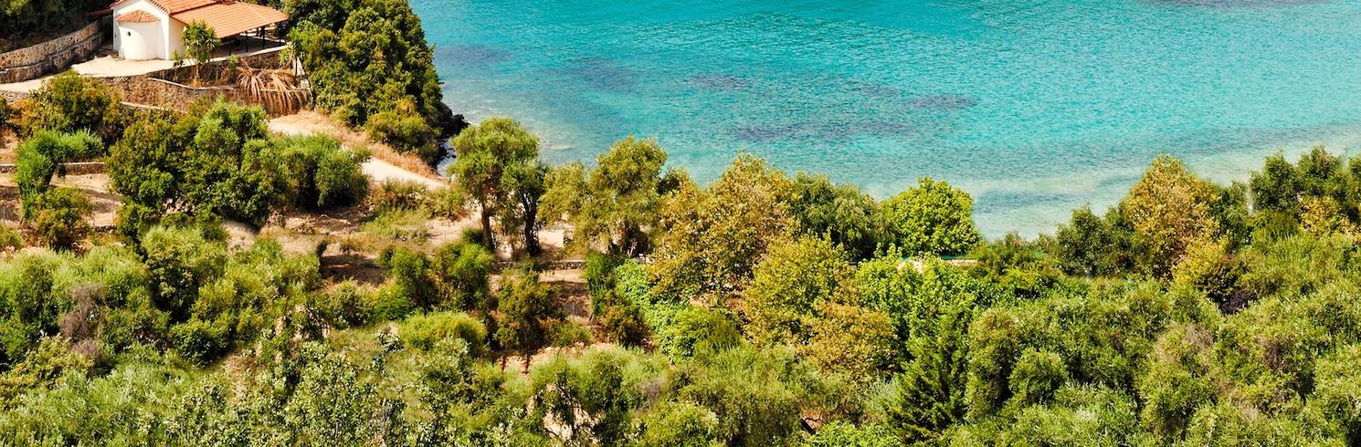 Sivota (斯沃塔), 希臘