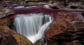 El Cielo Waterfall