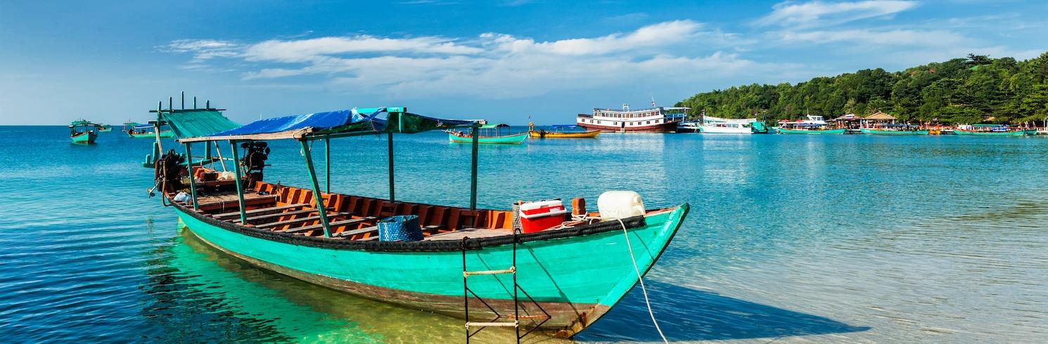 Sihanoukville, Cambodja