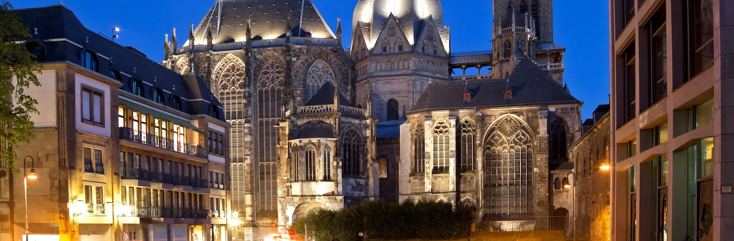 Aix-la-Chapelle, Allemagne