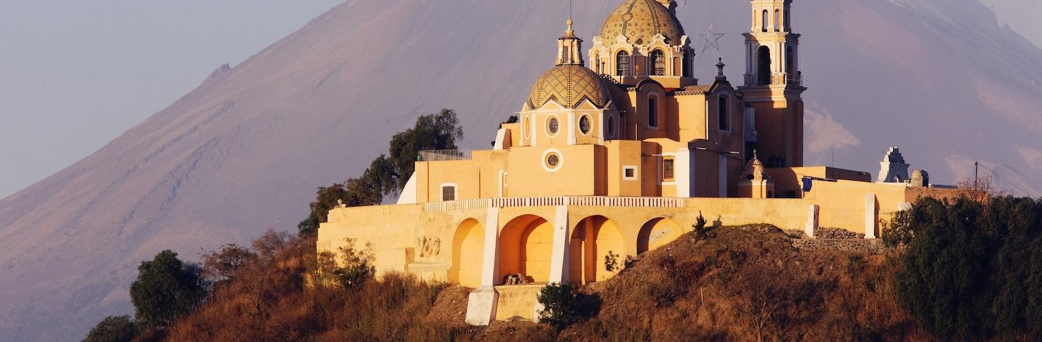 산 페드로 촐룰라, 멕시코