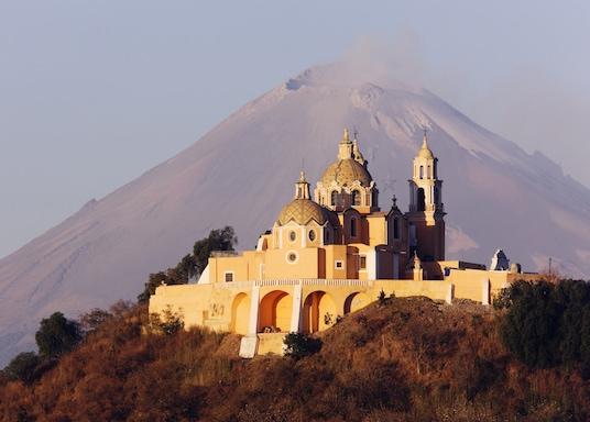 Чолула, Мексика
