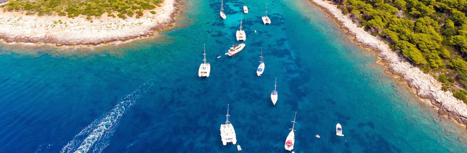 Vis, Kroatien