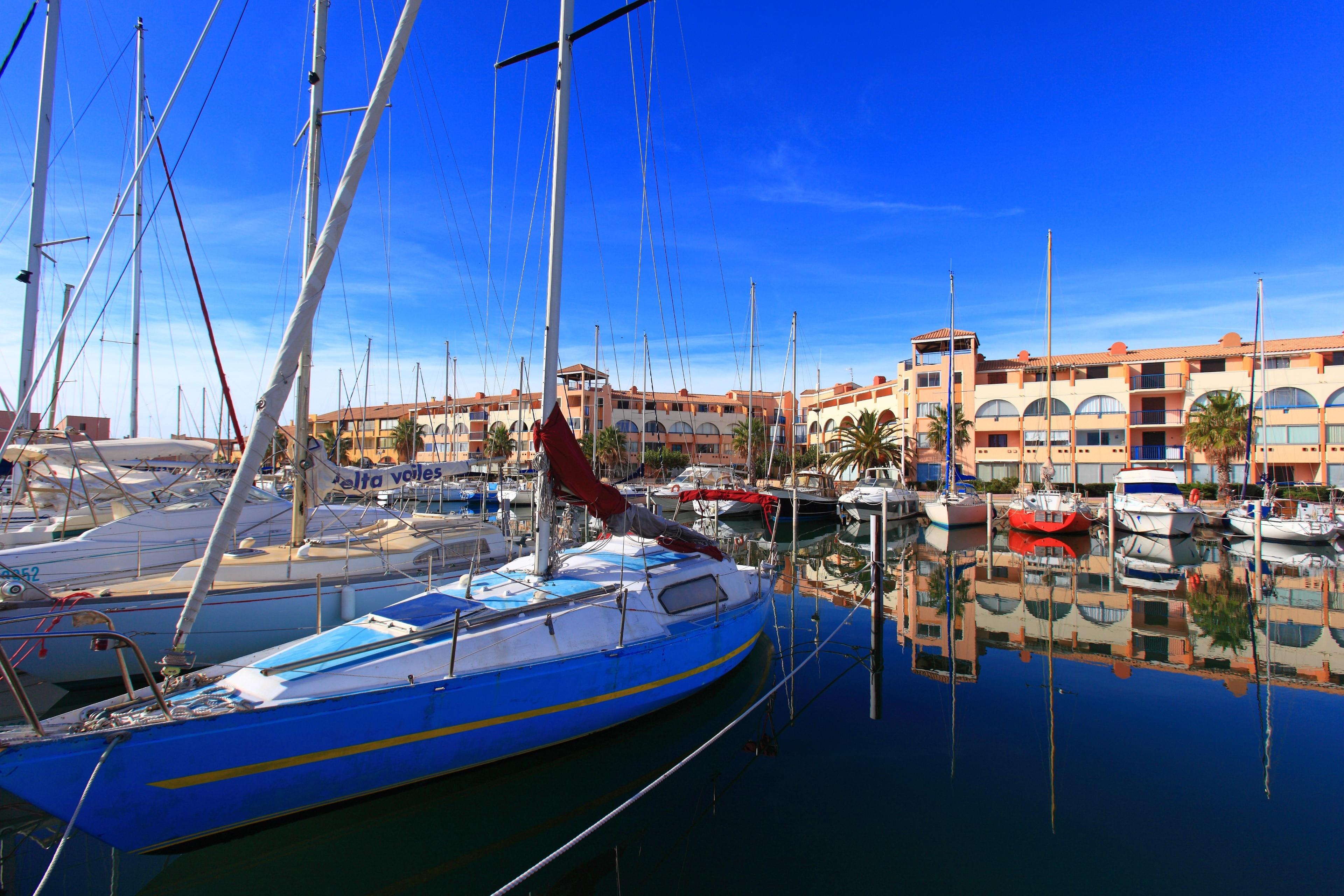 Port Leucate, Leucate, Aude (departement), Frankrijk