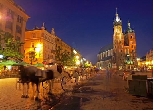克拉科夫, 波蘭
