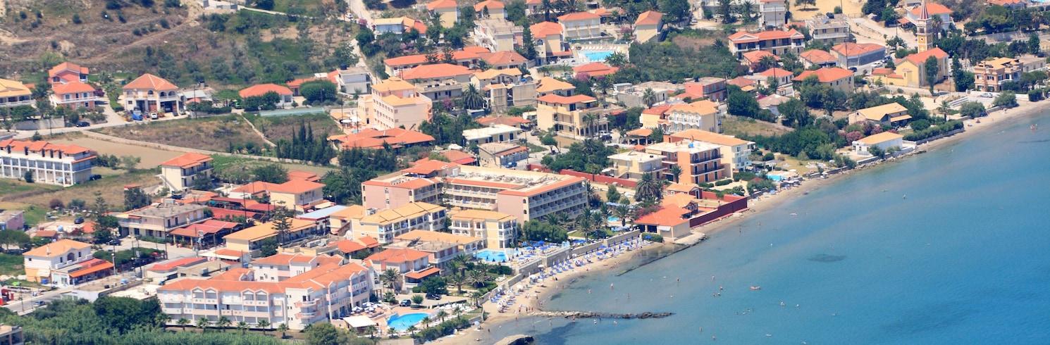 Argassi, Hy Lạp