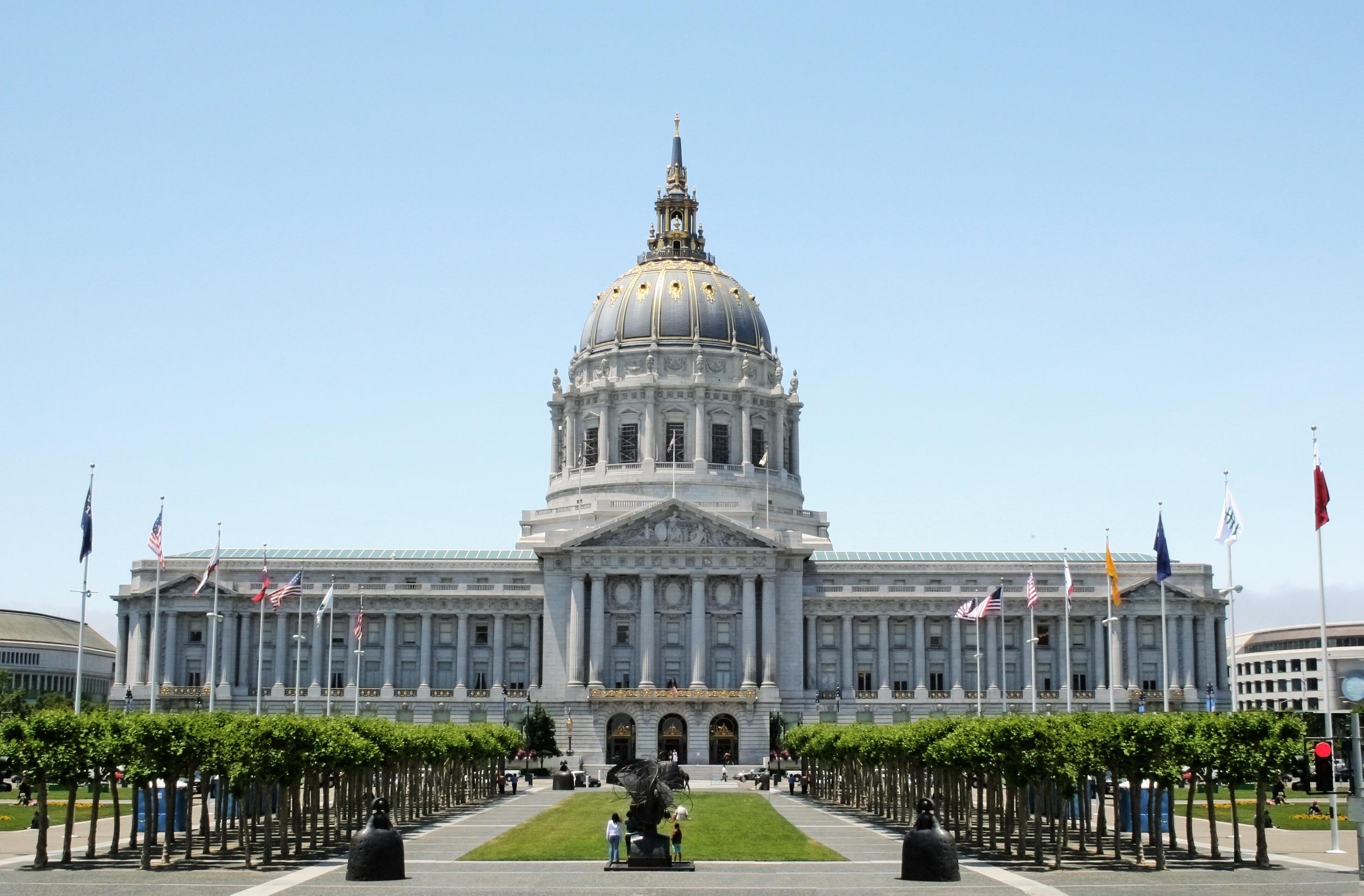 Van Ness Avenue, San Francisco, California, United States of America