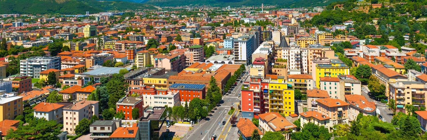 Brescia (en omgeving), Italië
