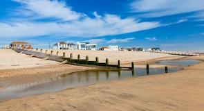Camber Sands tengerpart