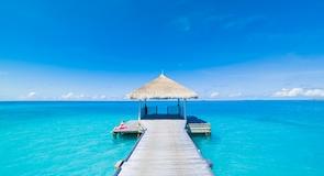 Paradīzes salas pludmale
