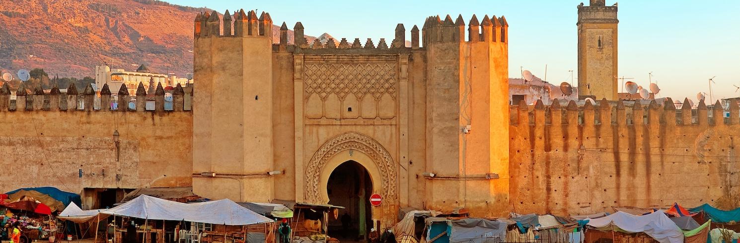 ווארזאזאת, מרוקו