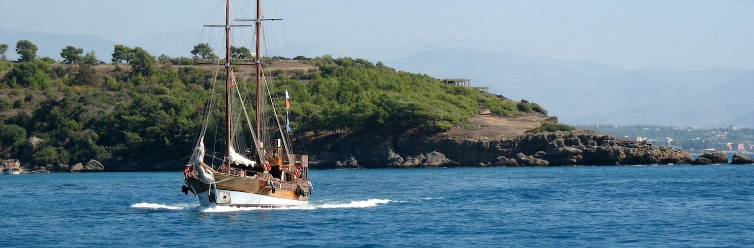 卡斯塔莫努 (省), 土耳其