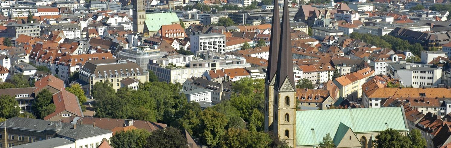 Bielefeld, Tyskland