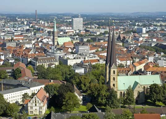 Bielefeld, Duitsland