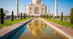 Taj Mahal (Tádžmahal)