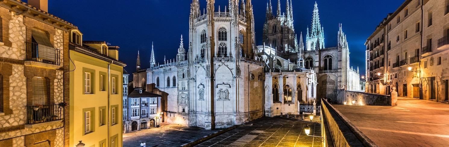 Burgos, İspanya