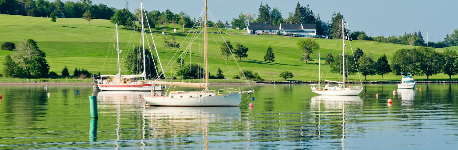 Lunenburg (and vicinity), Nova Scotia, Canada