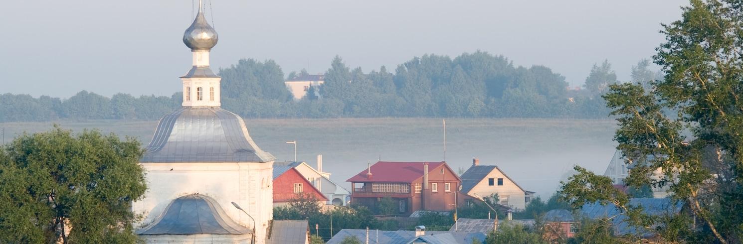 Suzdal, Rússland