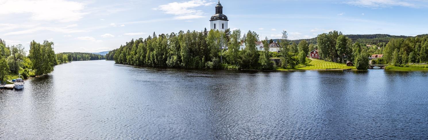 雅爾夫索, 瑞典