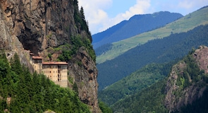Sümela Kloster