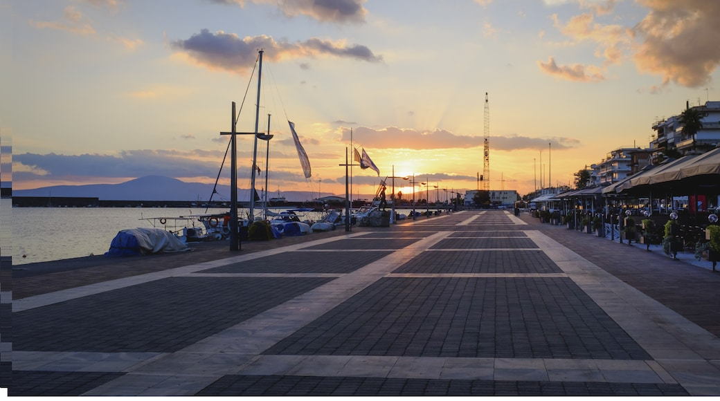 Kalamakia Port