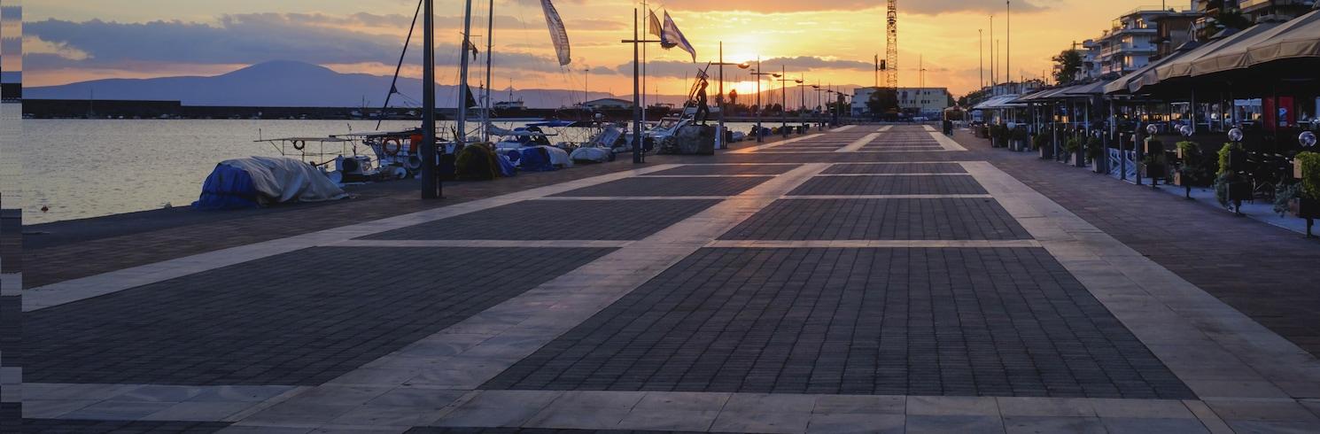 Alonisszosz, Görögország
