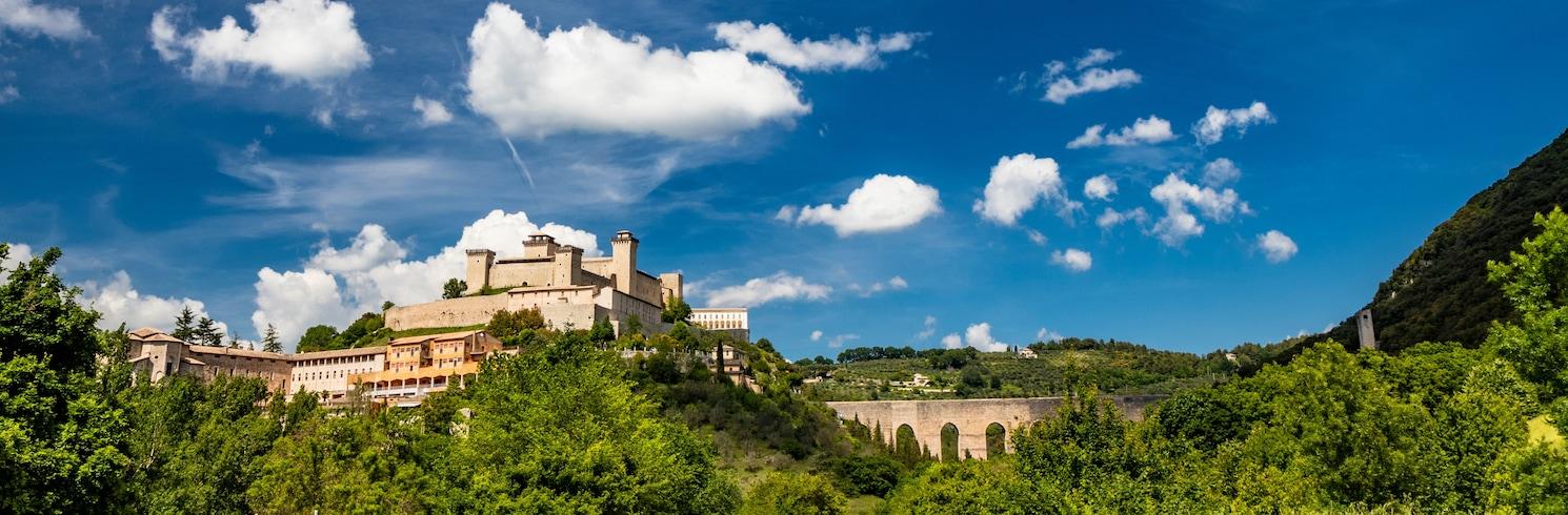 Spoletas, Italija