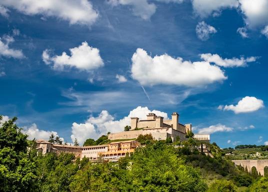 Spoleto, Italien